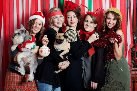 Christmas Party photobooth!