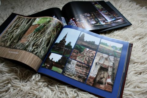 This is what a softcover photobook is like.