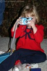 Karly, the junior photographer.