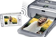 World's First Wi-Fi Digital Camera: The Kodak EasyShare-One