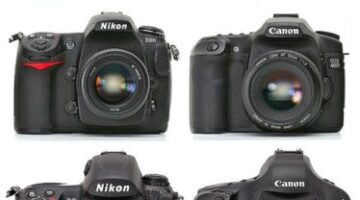 Digital Camera Reviews: Nikon D80 vs Canon Digital Rebel XTI