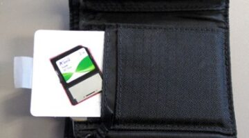 Make  Your Own Credit Card Sized SD Card Holder